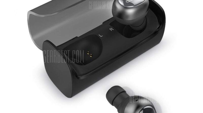 In-Ear Bluetooth Headset with Mic