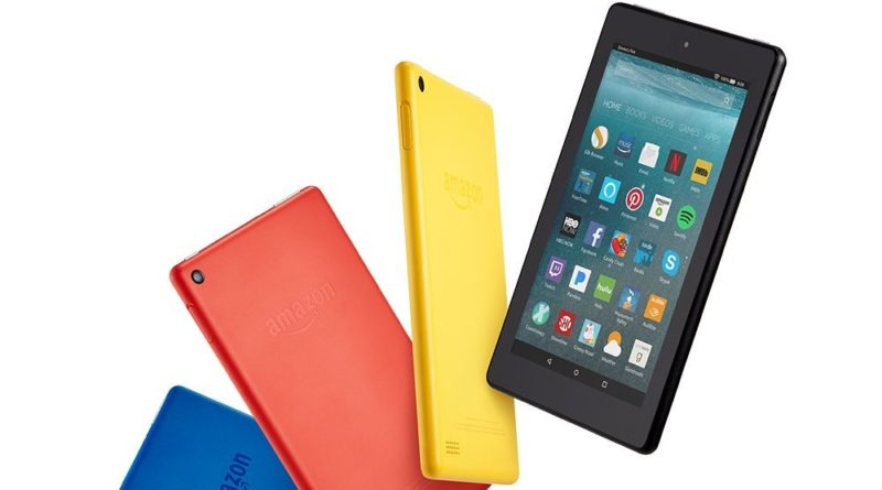 All-New Fire HD 7 Tablet with Alexa