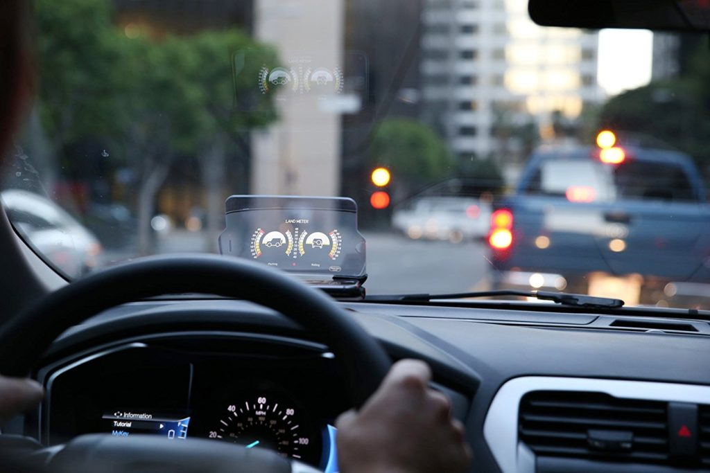 HUDWAY Glass V2.0 – Universal Head-Up Display (HUD) for ...